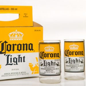 Vasos Corona Light 355cc