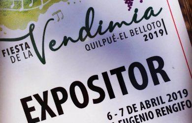 V Fiesta de la Vendimia Quilpué 2019